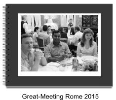 Great-Meeting Rome 2015
